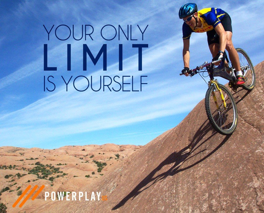 Your Only Limit Is Yourself