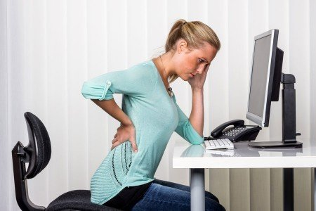 Is your desk job killing your back?