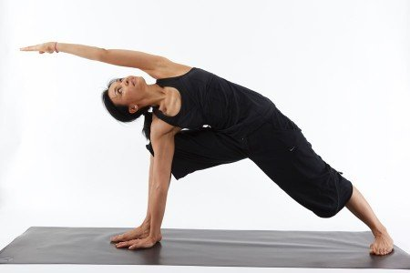 Improve your strength and stability with yoga and stretching