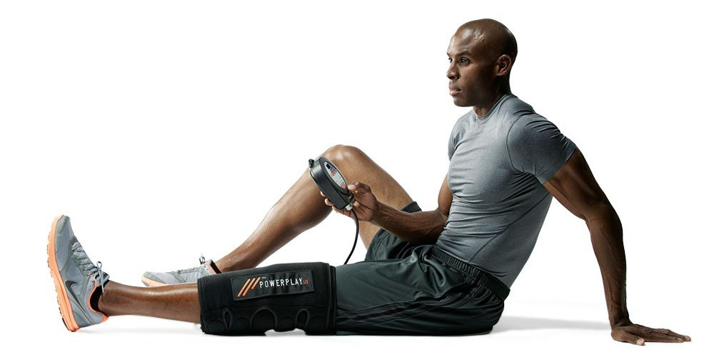 cold compression knee wrap